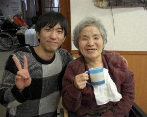 竹内 絵美(左)・奥原 志織(右)