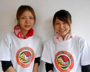 高橋 一隆(左)