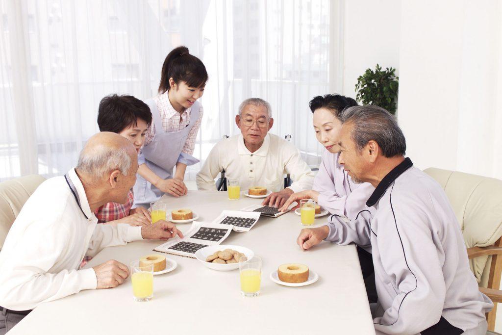 有料老人ホームの種類について