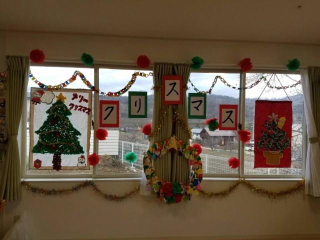 12月、クリスマスパーティー!!