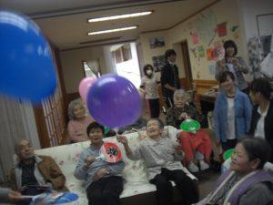 ~5月お誕生日会~Happy,Birtheday