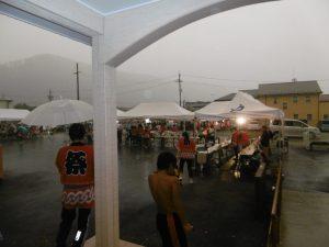 8月は夏祭り・ひまわり児童館の子供達と交流会を行いました。