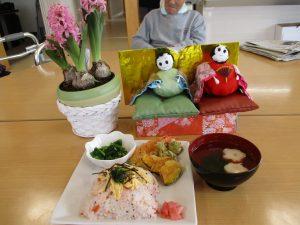 3月3日雛祭り